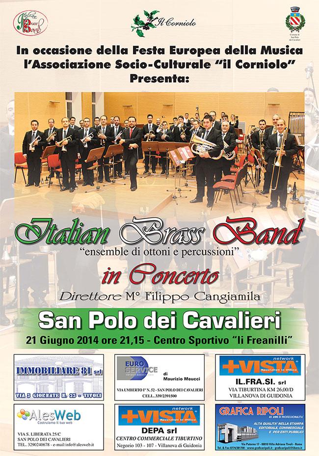 Concerto dell' Orchestra Italian Brass Band