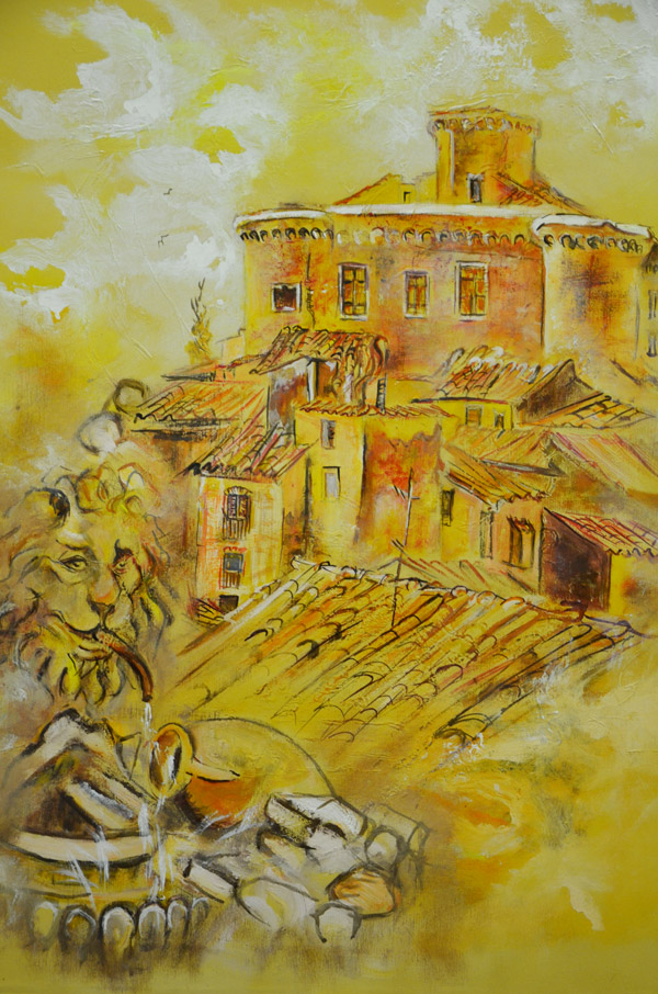Gabrieli Luigia – estemporanea di pittura 2014