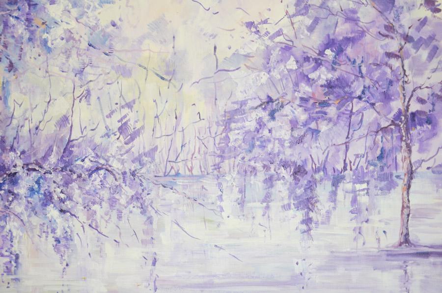 Matronola Maria Grazia  – Estemporanea di pittura 2014