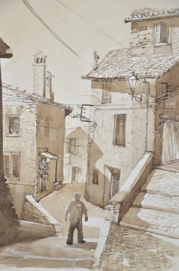 Paparozzi Francesco – Estemporanea di Pittura 2014