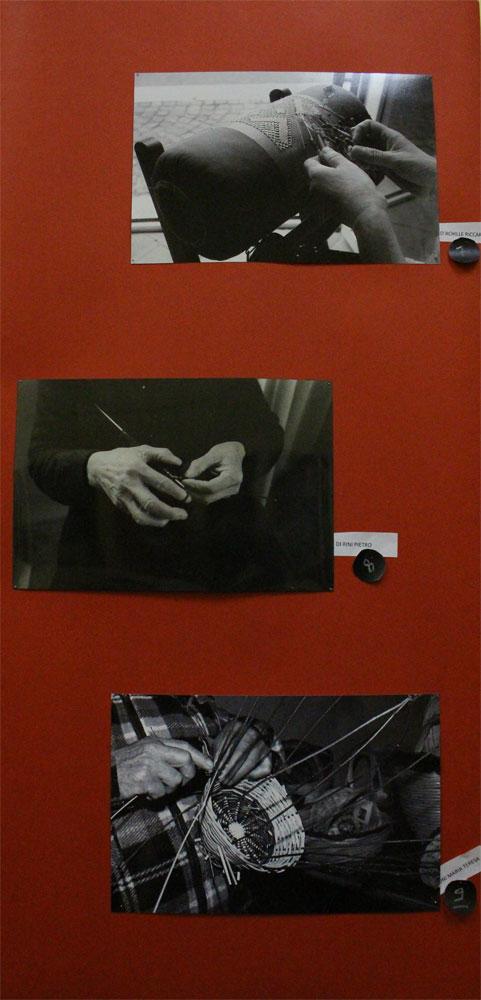 Le Foto in Concorso per la mostra fotografica mani all'opera